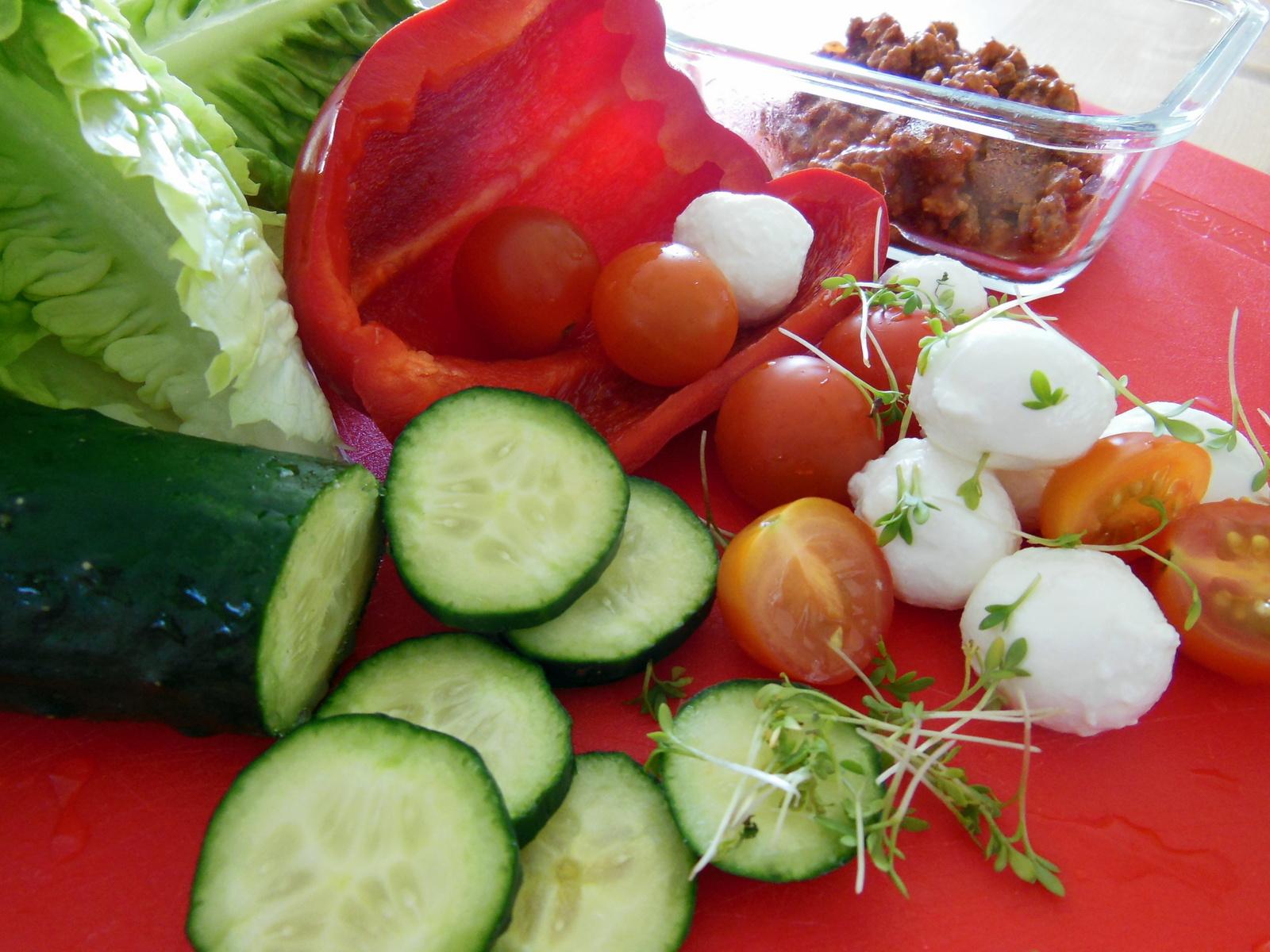 Lunchbox_Salat im Glas