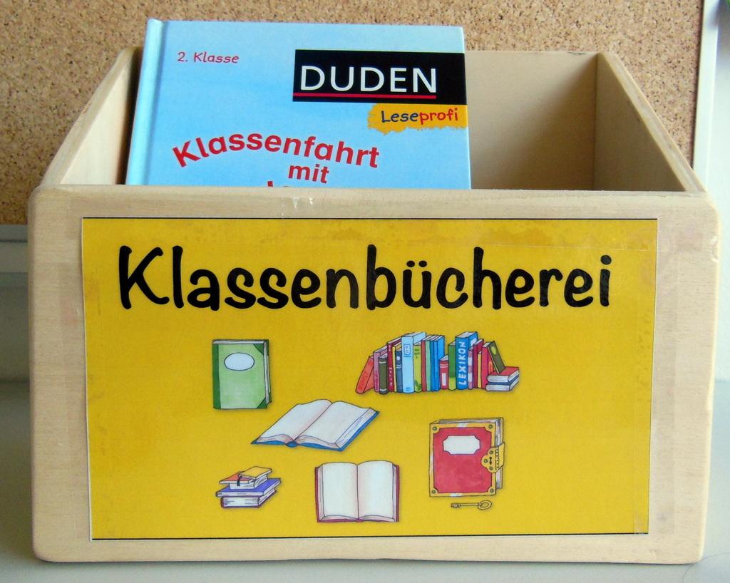 Schilder F 252 R Das Klassenzimmer Teacher S Life