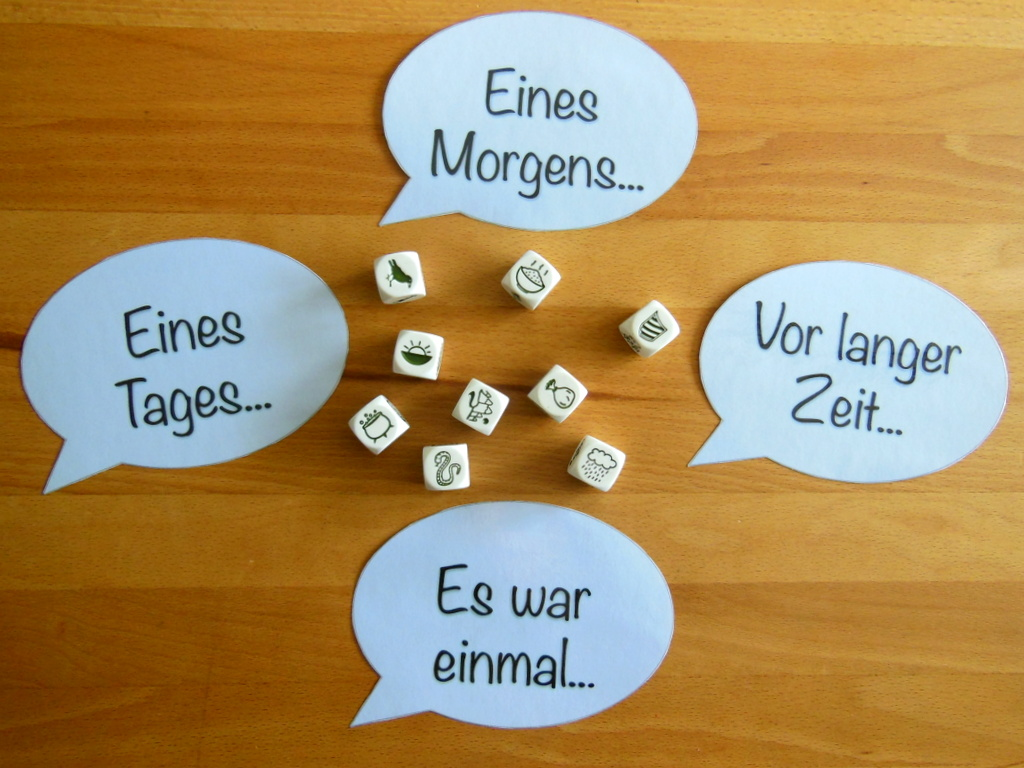 Story Cubes Deutsch